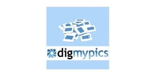 DigMyPics coupon