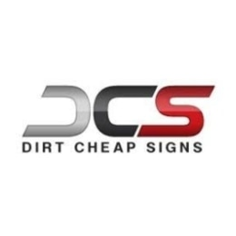 Dirt Cheap Signs