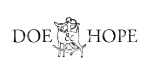 Doe & Hope coupon