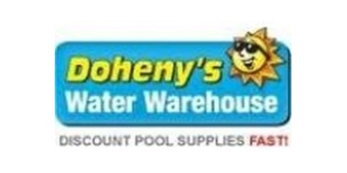 Doheny's Water Warehouse coupon