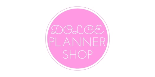 DolcePlanner coupon