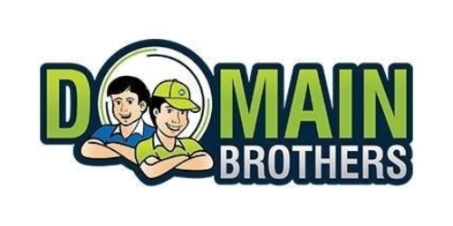 Domain Brothers coupon