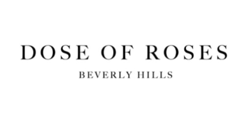 Dose of Roses coupon