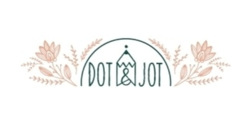 Dot & Jot coupon