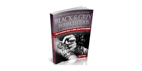 Black & Grey Wash Shading Guide coupon