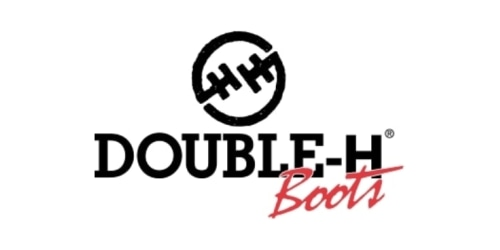 Double-H Boots coupon