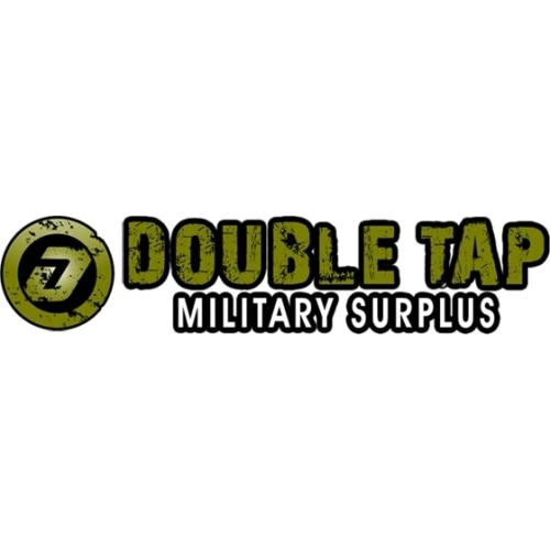 Double Tap Military Surplus