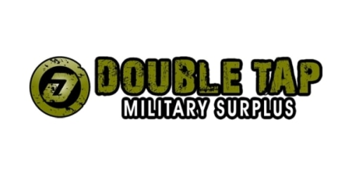 Double Tap Military Surplus coupon