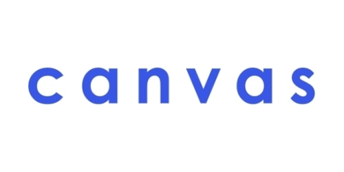 Canvas coupons