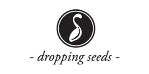 Dropping Seeds coupon