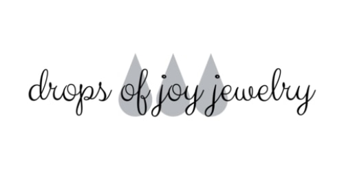 Drops of Joy Jewelry coupon