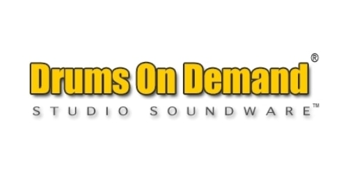 Drums On Demand coupon