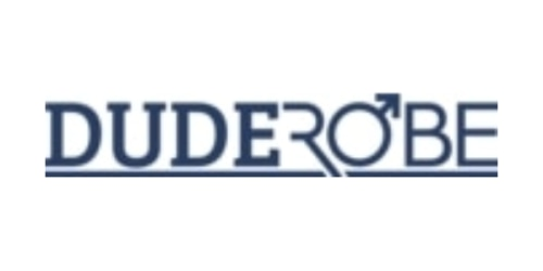 DudeRobe coupon