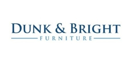 Dunk & Bright Furniture coupon