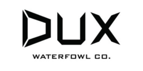 Dux Waterfowl Co. coupon