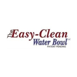 Easy-Clean Water Bowl