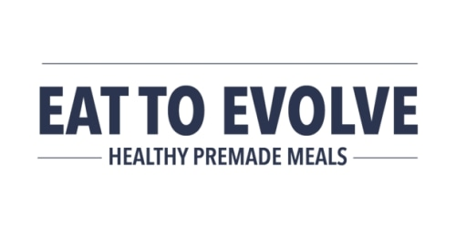 Eat To Evolve coupon