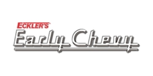 Eckler's Early Chevy coupon
