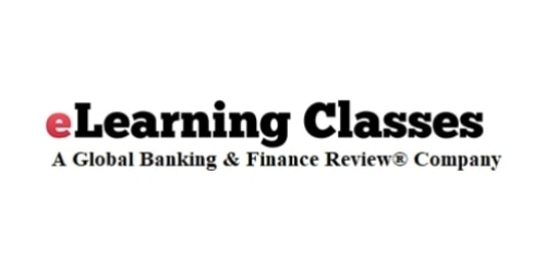 eLearning Classes coupon
