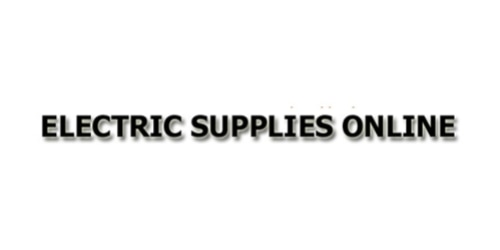 Electric Supplies Online coupon