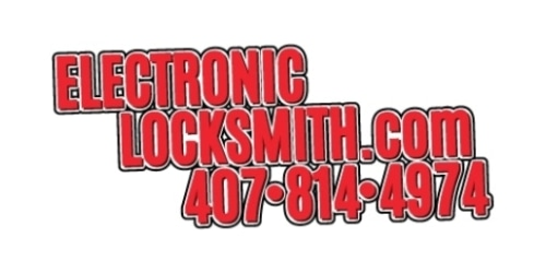 The Electronic Locksmith coupon