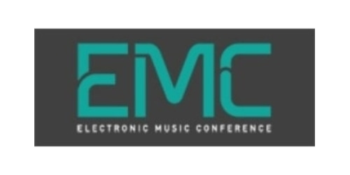 Electronic Music Conference coupon
