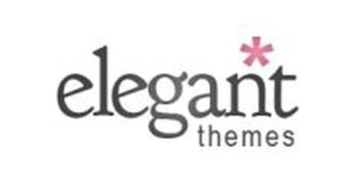 Elegant Themes coupons