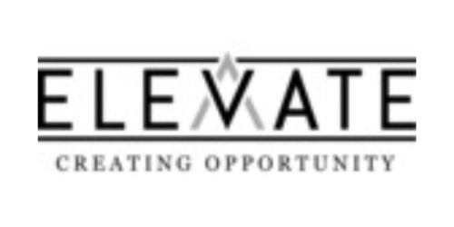 Elevate coupon