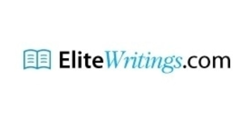 EliteWritings coupon