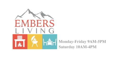 Embers Living coupon