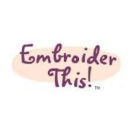 Embroider This