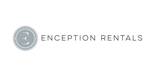 Enception Rentals coupon