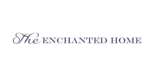 The Enchanted Home coupon