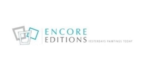 Encore Editions coupon