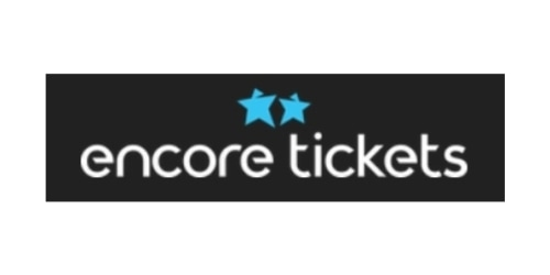 Encore Tickets UK coupon