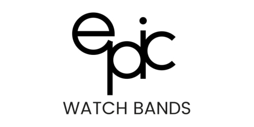 Epic Watch Bands coupon