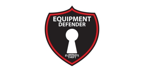 Equipment Defender coupon