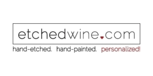 EtchedWine coupon
