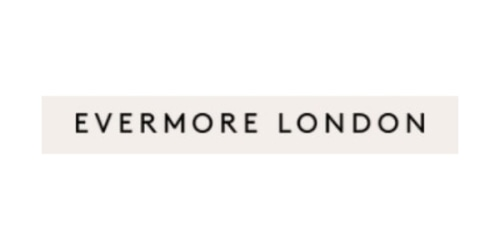 Evermore London coupon