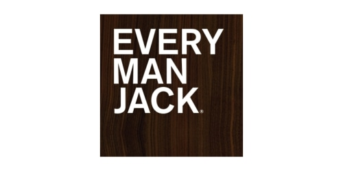 Every Man Jack coupon