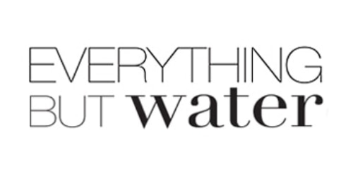 Everything But Water coupon