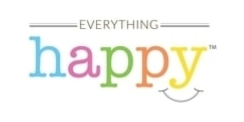 Everything Happy coupon