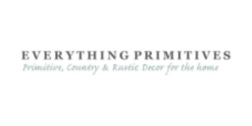 Everything Primitives coupon
