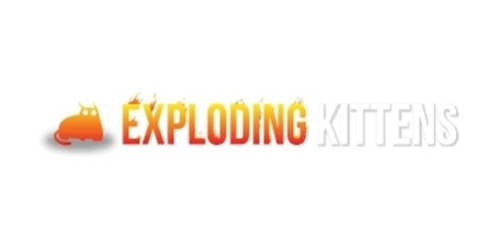 Exploding Kittens coupon