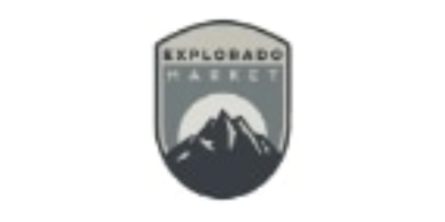 Explorado Market coupon