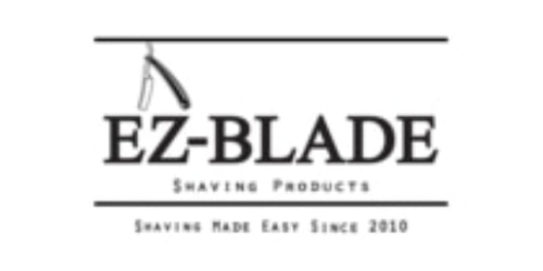 EZ BLADE Shaving Products coupon