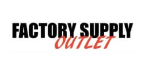 Factory Supply Outlet coupon