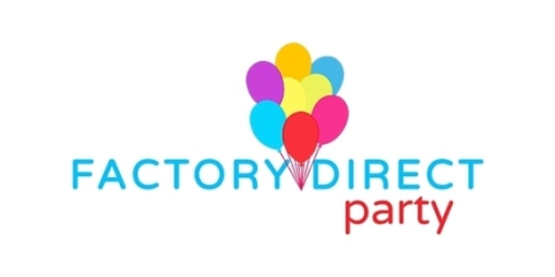Factory Direct Party coupon