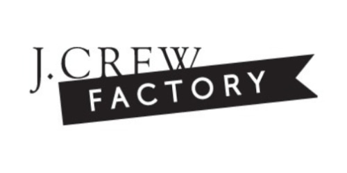 J. Crew Factory coupon