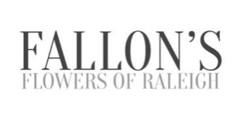 Fallons Flowers coupon